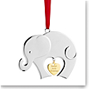 Nambe Babys First Christmas 2019 Christmas Ornament