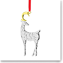Nambe 2020 Filigree Reindeer Ornament