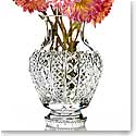 "Waterford Crystal, Fleurology Kay Footed 9"" Cachepot"