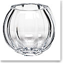 "Moser Crystal Beauty Vase 7.9"" Clear"