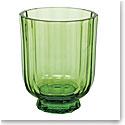 "Moser Crystal Paradise Vase 7.9"" Ocean Green"