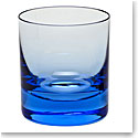 Moser Crystal Whisky D.O.F. 12.5 Oz. Aquamarine