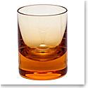 Moser Crystal Whisky Shot Glass 2 Oz. Topaz