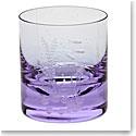 Moser Crystal Whisky D.O.F. 12.5 Oz. Ocean Life #5 - Alexandrite