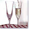 Waterford Crystal, Alana Essence Crystal Champagne Crystal Flute, Single