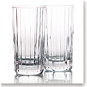 Baccarat Crystal, Harmonie Crystal Highball, Boxed Pair