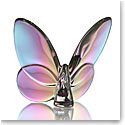 Baccarat Crystal, Lucky Butterfly, Iridescent