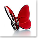 Baccarat Lucky Butterfly, Ruby