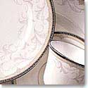 Waterford China Brocade Covered Sugar