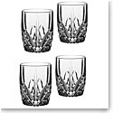 Marquis By Waterford Brookside DOF, Set of Four