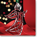 Cashs Ireland, Angel Praying 2017 Crystal Ornament