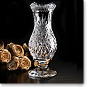 Cashs Ireland, Art Collection Liffey Footed Crystal Vase, Limited Edition