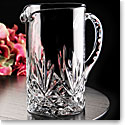 Cashs Crystal Annestown Juice Pitcher