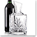 Cashs Crystal Annestown Wine Carafe