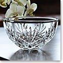 "Cashs Ireland, Crystal Annestown 6"" Bowl"