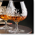 Cashs Ireland, Annestown Large Crystal Brandy, Single