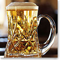 Cashs Ireland, Annestown Original Crystal Beer Tankard