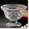 Cashs Ireland, Crystal Art Collection, Ardross Footed Sugar Bowl, Limited Edition