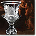 "Cashs Ireland, Art Collection Barocci Renaissance Madonna with Infant 12"" Vase, Limited Edition"