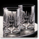 Cashs Ireland, Blarney City Crystal Shot Glass, Single