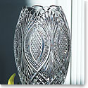 Cashs Ireland, Art Collection, Cara, Limited Edition Crystal Vase