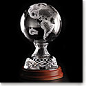 Cashs Ireland, Art Collection World Globe, Celtic Ring, Limited Edition