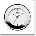 Cashs Ireland, Sterling Silver Clock Face Insert, Small 1 1/2""