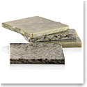 Cashs Connemara Marble Square Coasters, Set of Four