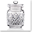 Cashs Ireland Art Collection, Cathedral Crystal Biscuit Barrel with Lid