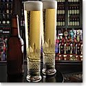 Cashs Ireland, Cooper Lager Crystal Beer Glasses, 1+1 Free