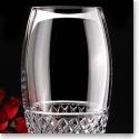 """Cashs Ireland, Crystal Cooper 10"""" Rose Vase"""