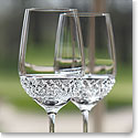 Cashs Cooper White Wine Glasses, Pair