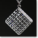 Cashs Ireland, Crystal Diamond Kerry Pendant Necklace, Medium