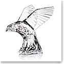 Cashs Ireland, American Eagle Crystal Sculpture, Limited Edition