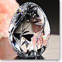 Cashs Ireland, Spring Crystal Egg, Tulip