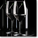 Cashs Ireland, Grand Cru Cabernet, Merlot Crystal Wine Glasses, Pair