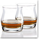 Cashs Ireland, Grand Cru Handmade Highland Single Malt Whiskey DOF Glasses, Pair