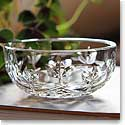 Cashs Ireland, Crystal Hawthorne Fairy Candy Bowl
