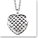Cashs Crystal Ireland's True Heart Pendant Necklace, Medium