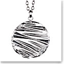 Cashs Ireland, Crystal Wild Atlantic Way Pendant Necklace, Medium