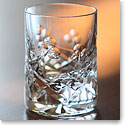 Cashs Ireland, Lucky Shamrock Crystal Shot Glass