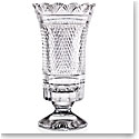 Cashs Ireland, Art Collection, Constellation Footed Crystal Vase, Limited Edition