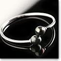 Cashs Tahitian Black Pearl Sterling Silver Bracelet