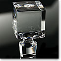Cashs Ireland, Square Stopper Replacement for Crystal Decanter