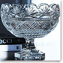 Cashs Ireland, Art Collection, Avondale Strawberry Crystal Bowl, Limited Edition