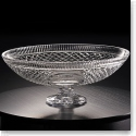 Cashs Ireland, Crystal Trophy, Blank Panel, Footed Bowl 600