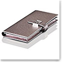 Cashs Top Grain Leather Silver Avondale Wallet Purse