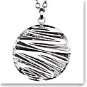 Cashs Ireland, Crystal Wild Atlantic Way Pendant Necklace, Large