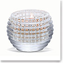Baccarat Crystal, Eye Clear Crystal Votive, Single