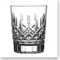 Waterford Crystal, Lismore 12 oz. Double Old Fashion Crystal DOF Tumblers, Boxed Pair